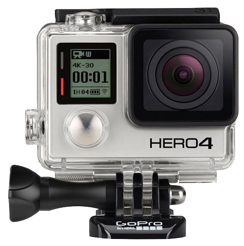 GoPro HD Hero 4 Black Edition